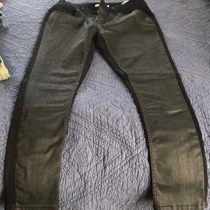 Black Levi 535 Super skinny
